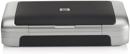 Amazon.com: Impresora móvil HP Deskjet 460c (C8150A ...