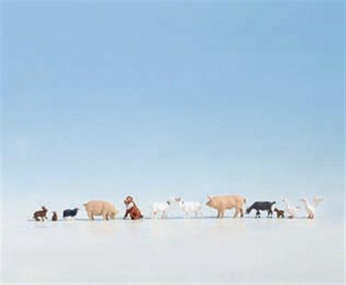 Noch 15711 Farm Animals Small 12// H0 Scale  Figures