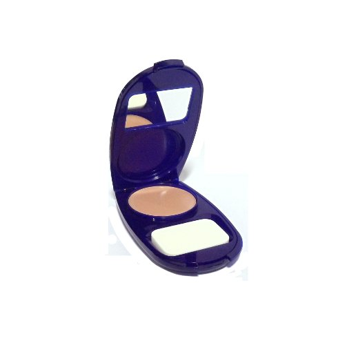 CoverGirl Smoothers Aquasmooth Compact Foundation, Natural Ivory 715, 0.4-Ounce