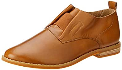 Hush Puppies  ANNERLY Clever , TAN, 5 US