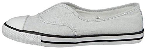 Converse Chuck Taylor All Star - Zapatillas Mujer Gris