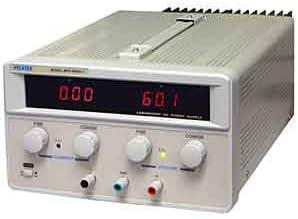 Vizatek DC Power Supply 0-5A by Electronix Express 0-60V