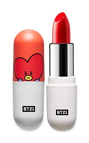 VT BT21 / VT cosmetics x BTS / LIPPIE STICK, Lipstick (06 RED FUL)