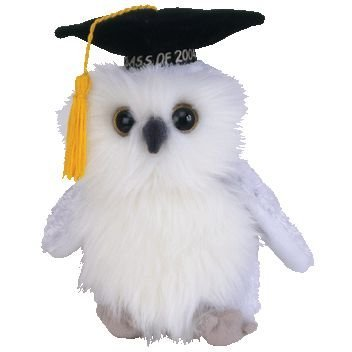 TY Beanie Baby - CLASS OF 2004 the Owl