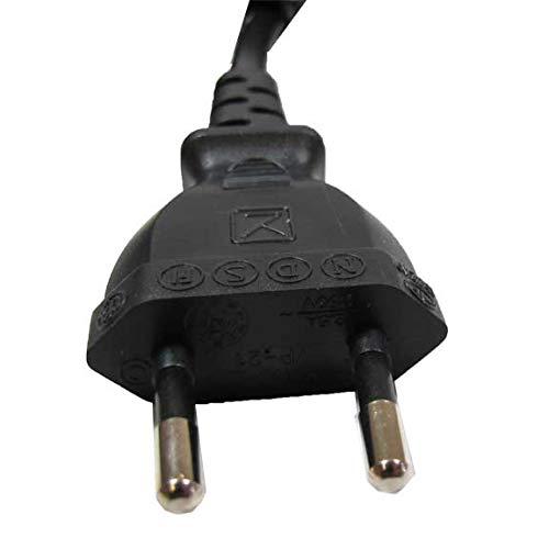 6ft European Non Polarized Power Cord 300//300V SF Cable
