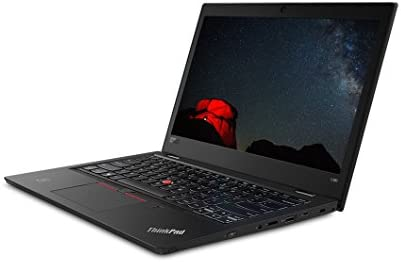 Lenovo ThinkPad L380 - Ordenador portátil de 13.3 (Intel Core i5-8250U, DDR4 de 8 GB 2 DIMM, 256 GB SSD, Windows 10 Pro)