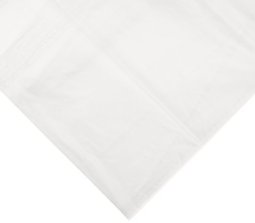 15' Drop Flat - Dynamic 389 12' x 15' 2mil Plastic Drop Cloth Flat Pack
