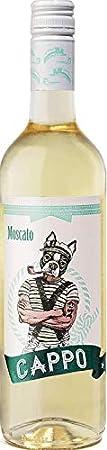 Cappo Moscato - Vino Blanco - 1 Botella x 750 ml