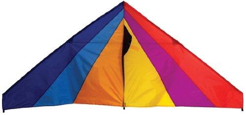 In the Breeze Hot Delta Kite, 6-Feet