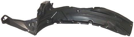 HO1249116 Fender Splash Shield for 02-05 Honda CR-V Front Passenger Side