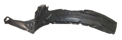(OE Replacement Honda CR-V Front Passenger Side Fender Inner Panel (Partslink Number)