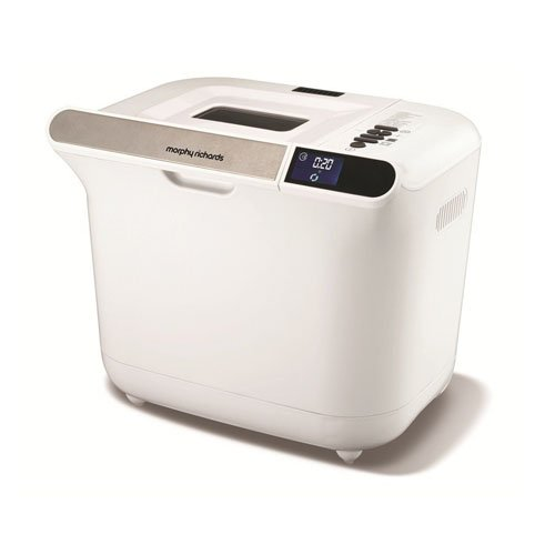 Morphy Richards 48326 Color blanco 600W - Panificadora (Color ...