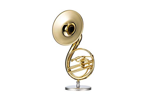 Alida Sousaphone Miniatures Instruments Mini Musical Collectible Garniture Birthday Gift ...