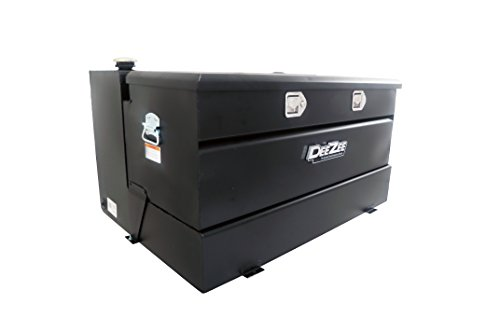 - Dee Zee DZ92656SB Black (111 gallon) Black Steel Combo Transfer Tank & Tool Box