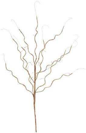 """Artificial Plastic Wired Brown Twig Branch Home Floral Wedding Fall Decor 37/"""""""