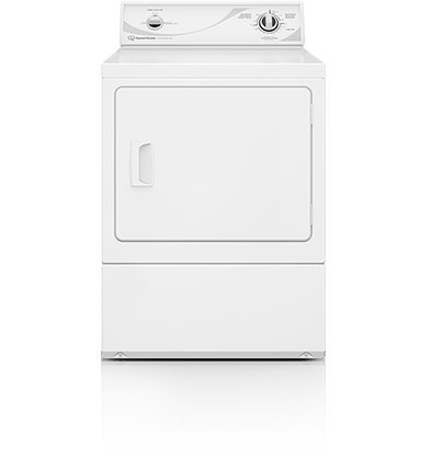ADE3SRGS173TW01 | Speed Queen 27' Electric Dryer 7.0 cu. ft.