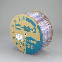 三洋化成 工業産業用 透明ホース(内径9×外径13mm) クリアー 100mドラム巻 TM-913D100T 0894889 B00DZGA006