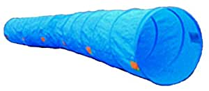 Dog Agility Training Tunnel with Carrying Case, 17-Feet