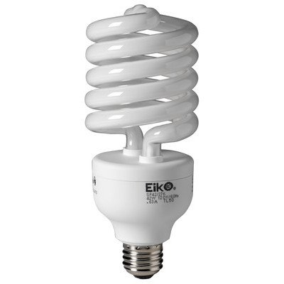 - Eiko SP42/27K 42W 120V 2700K Spiral Shaped Halogen Bulbs