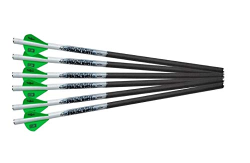Excalibur Crossbow 22EXP16-6 ProFlight Hunting 16.5'' Arrow Bolts 6-Pack