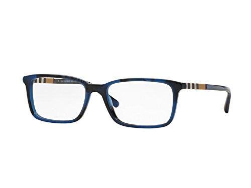 Burberry Men's BE2199 Eyeglasses Spotted Blue 53mm by BURBERRY