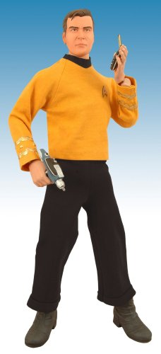 Star Trek Ultimate 1/4 Scale Captain Kirk (Scale Ultimate Quarter)