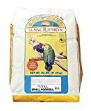 Sun Seed Company BSS10351 Vita Mix Daily Diets Small Hookbill Food, 25-Pound, My Pet Supplies