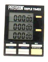 Paterson Triple Timer