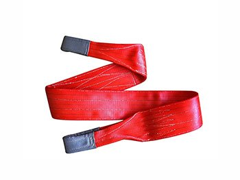 JIC 5 Ton 5 Mtr Red Color Double Ply Webbing Slings Flat Belt Price & Reviews
