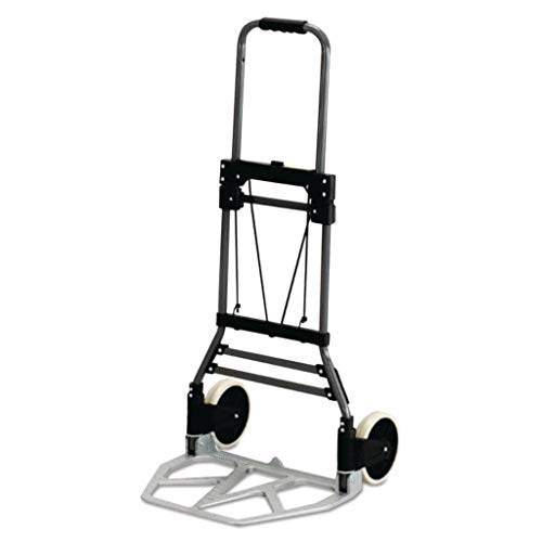 SAF4062 - Description : Medium Size Truck - Safco Stow-Away Hand Truck - Each