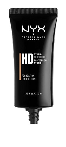 NYX HD Studio Photogenic Foundation-HDF 102 Soft Beige