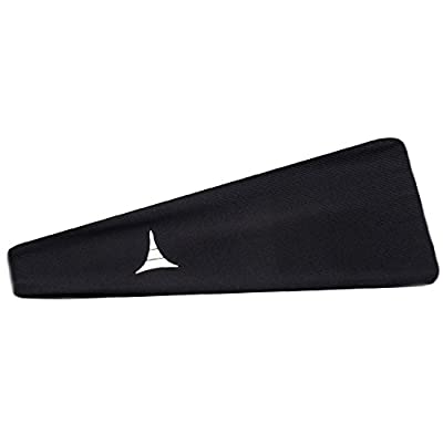French Fitness Revolution Mens Headband - Guys Sweatband & Sports Headband for Running, Crossfit, Working Out and Dominating Your Competition - Performance Stretch & Moisture Wicking by French Fitness Revolution