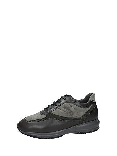 Zapatos para hombre, color marr�n , marca GEOX, modelo Zapatos Para Hombre GEOX UOMO HAPPY A Marr�n marrón