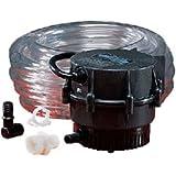 Little Giant PCPK-N 1/40 HP Pool Cover Pump, 325 GPH, Black