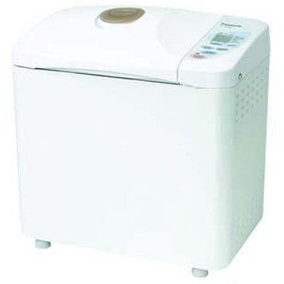Panasonic SD-YD250 Automatic Bread Maker with Yeast Dispenser, White by Panasonic