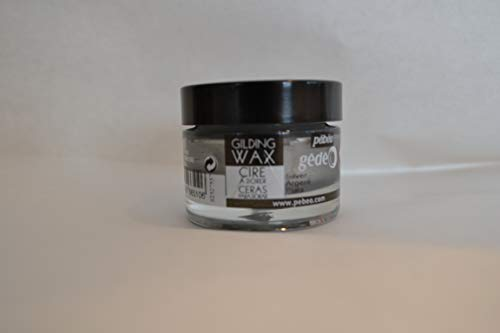 Gedeo 30 ml 1-Piece Gilding Wax, Silver by Gedeo