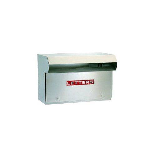 ハッピー金属工業 フェンス取付 HSK ハッピーポスト ファミール NO640 ヘアーライン仕上げ B003LX8014 11117