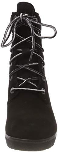 Height 1 Luxe Timberland Noir Classiques Paris Elko black Femme Bottes AqP1wx5F
