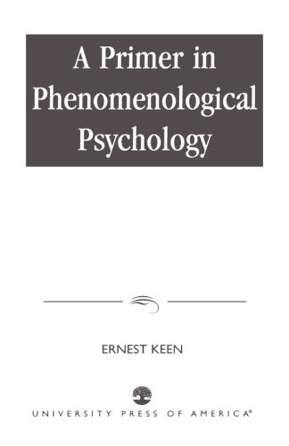 Phenomenological Movement (A Primer in Phenomenological)