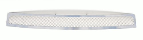 TRex Grilles 55516 Upper Class Small Formed Mesh Stainless Polished Finish Bumper Grille Bolt-on for Ford Mustang GT