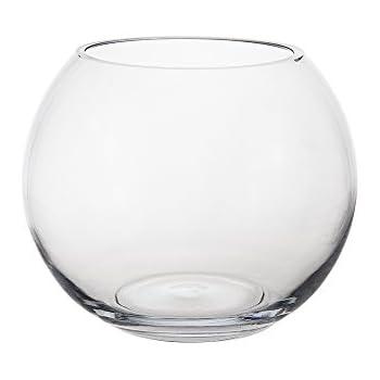 Amazon Modern Vase Gift Glass Bubble Bowl Pack Of 12