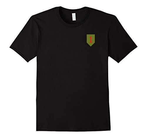 - Big Red One / 1st Infantry Division T-Shirt
