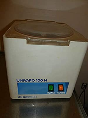 Iss-enprotech Univapo 100h Concentrator Heater Centrifuge