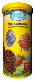 AQUARIS DISKUS GRANULAT - AQUARIUM FISCHFUTTER 250 ml