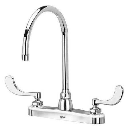 Zurn Z871C4-XL Z871C4-XL-AquaSpec Kitchen Sink Faucet with 8