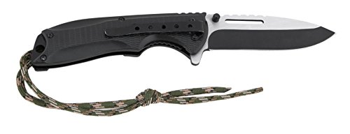 Performance Tool W9360 Paracord Handle Folding Knife, 1 Pack