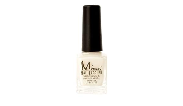 Amazon.com : Misa Nail Polish-Suited Perfectly 164 : Beauty
