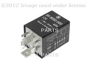 Volkswagen Fuel Pump Relay (Audi / Volkswagen Stribel Fuel Pump Relay # 1J0 906 383 C - Also Replces 1J0 906 383 B - NEW OEM Audi / VW)