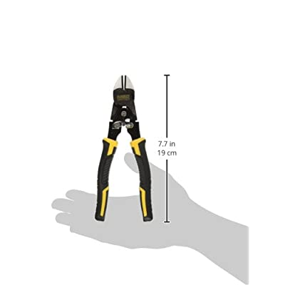 DEWALT DWHT70275 Compound Action Diagonal Cutters - Side Cutting Pliers - .com