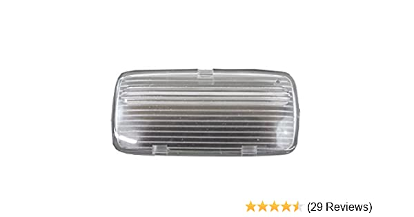 Hotwin Set Of 2 Left And Right Interior Roof Map Light Lens Compatible With Honda TSX Accord Civic
